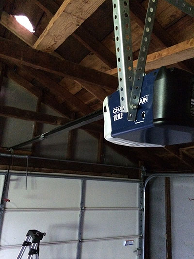 Allister Garage Door Opener in Redington Beach
